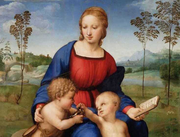 Raffaello Sanzio: 37 anni ben dipinti