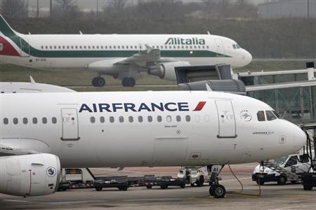 Alitalia toujours plus proche d'Air France