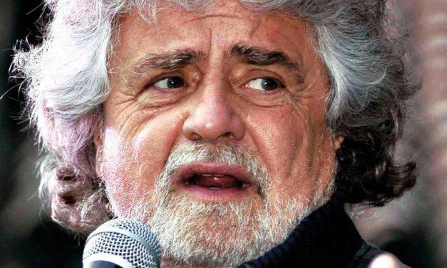 Beppe Grillo: Cinq étoiles pour une révolution