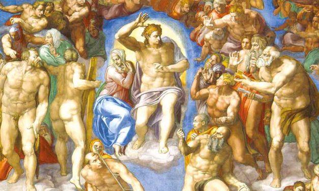 Cappella Sistina: con lo sguardo verso l'alto
