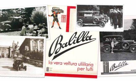 Gli 80 anni della Balilla