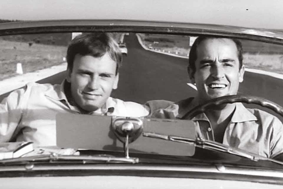 Il sorpasso del 1962 all'Italia del 2012