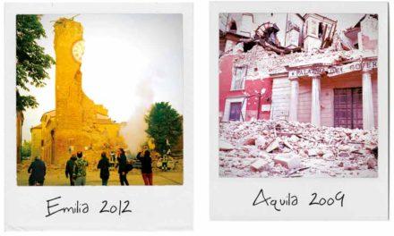 La Repubblica dei terremoti