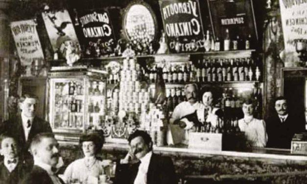 L'art et l'absinthe : la culture de la bohème italienne