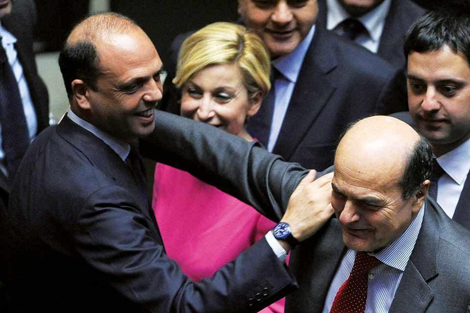 Le coming out de la gauche italienne