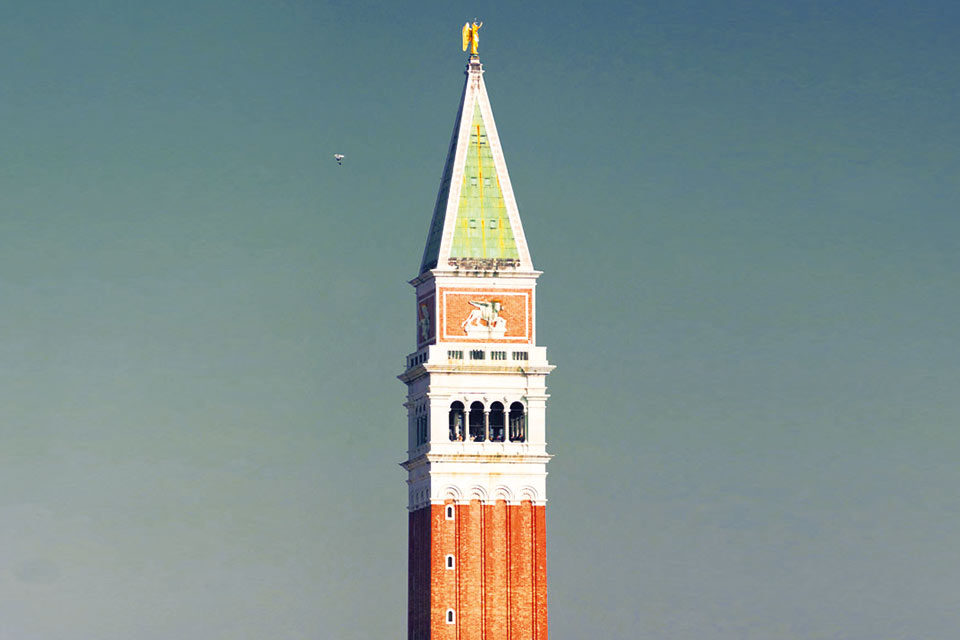 Lunga vita a San Marco!