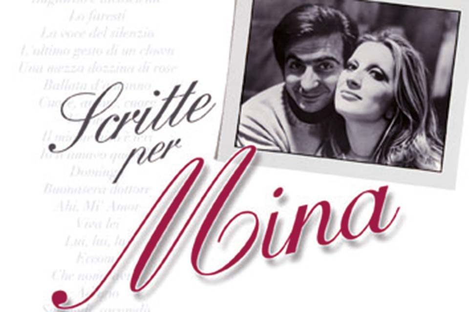 Mina – Scritte per Mina…firmato Paolo Limiti