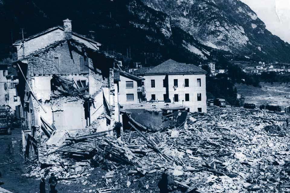 Vajont: una catastrofe annunciata