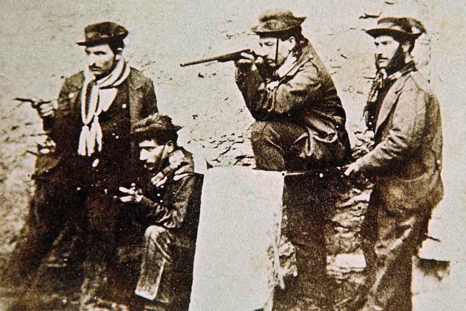 Partisans du Sud