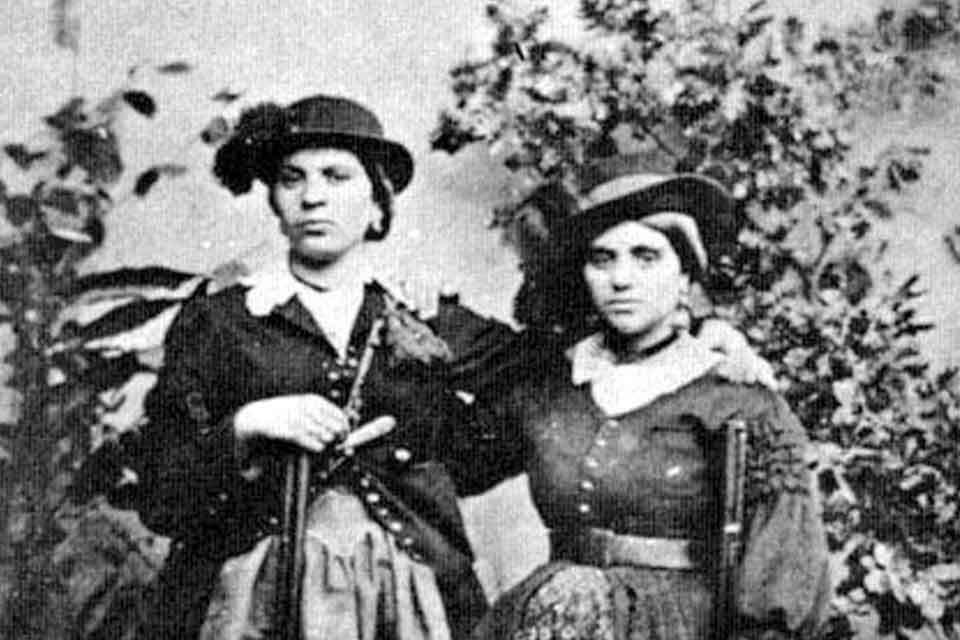 Dossier brigandage :</br> le ribelli con il fucile