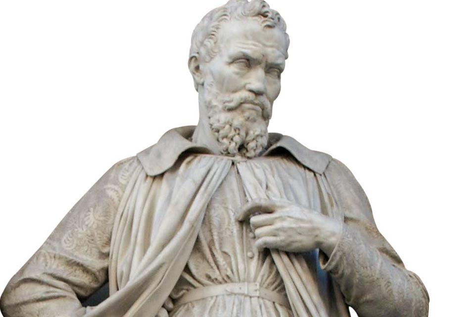 450 anni fa moriva Michelangelo