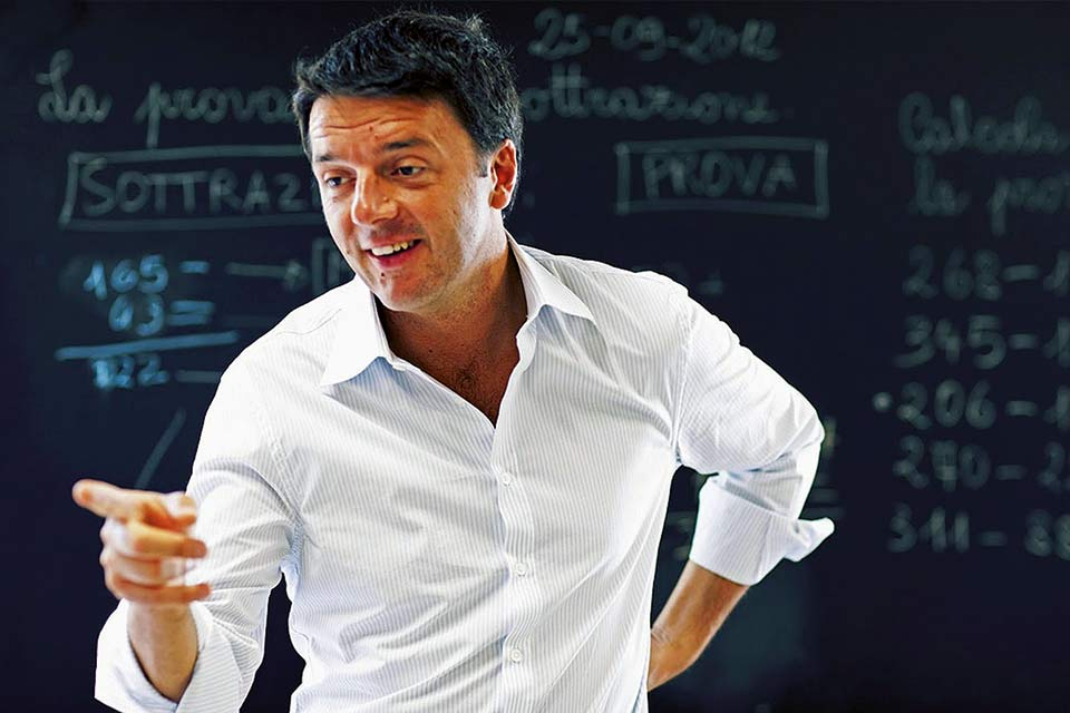 «Matteo Renzi?</br> Ha fretta e insegue il potere»