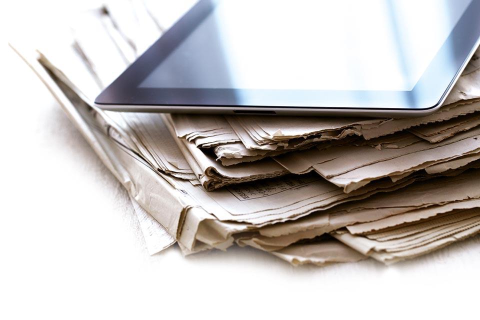 7 milioni per carta e giornali</br> al Parlamento italiano