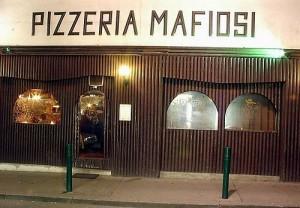 Pizzeria Mafiosi a Vienna