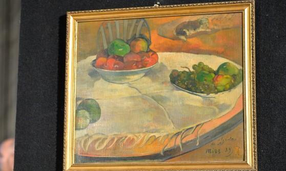 Ritrovate due tele di Gauguin e Bonnard. Acquistate 40 anni fa per 45mila lire.