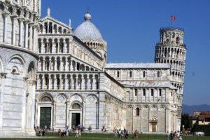 Duomo di Pisa in Toscana