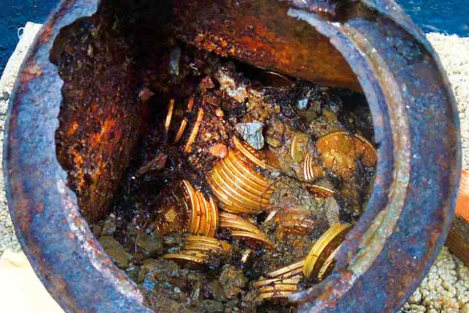 Il tesoro segreto di Joachim Murat