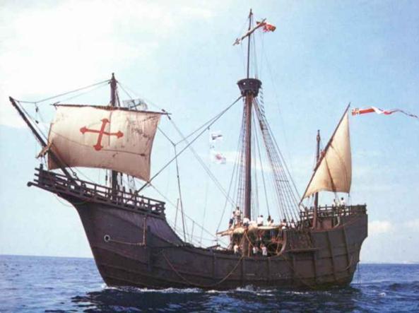 La Santa Maria, ammiraglia di Cristoforo Colombo