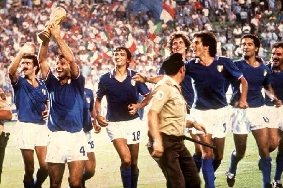 L'Italia ai Mondiali di Calcio – Parte 2 (1978-2014)