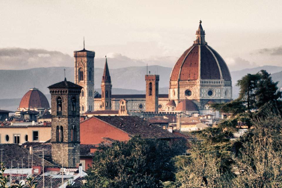 Le défi de Brunelleschi :  <br>Santa Maria del Fiore
