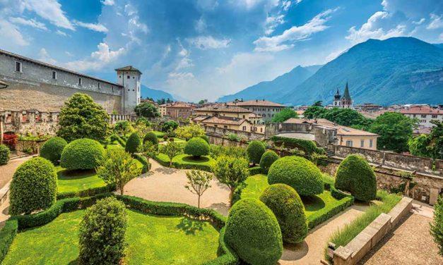 Trente : une ville dans les Dolomites