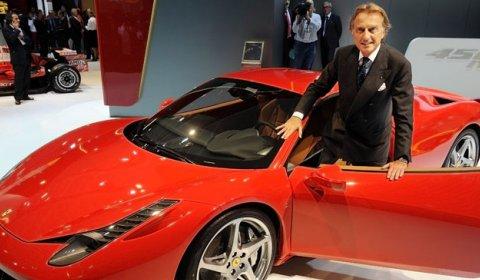 Ferrari: l'addio di Montezemolo