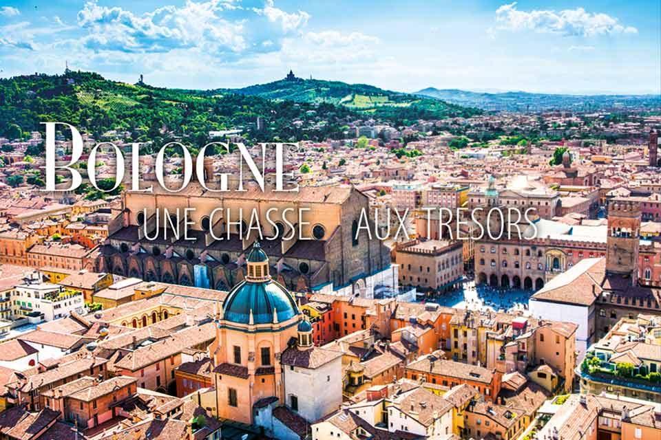 Bologne : une chasse</br> aux trésors