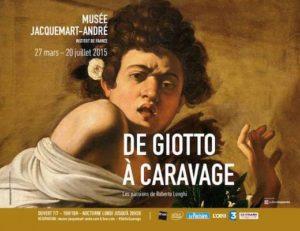 De Giotto à Caravage