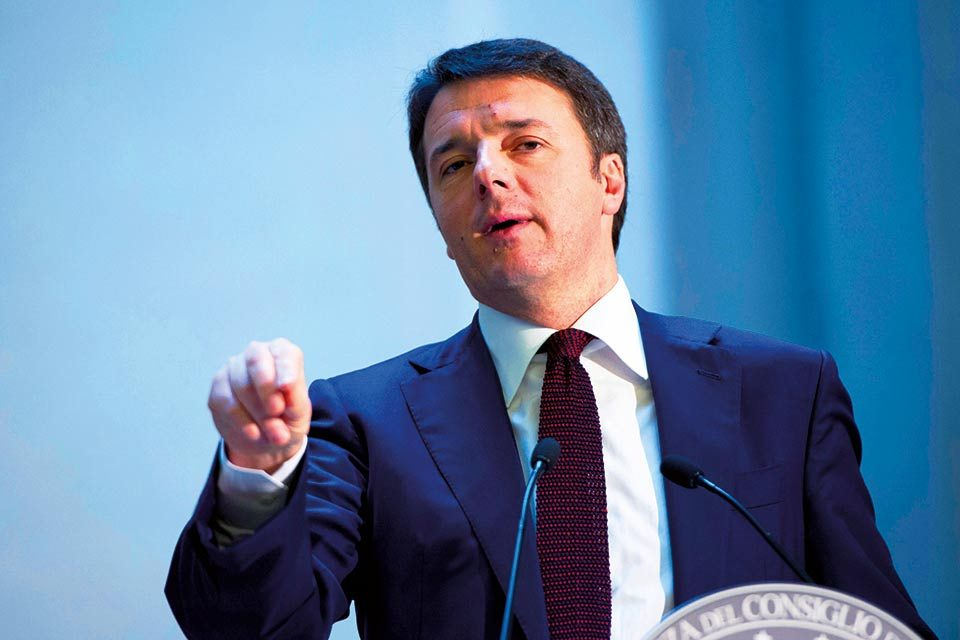 Matteo Renzi, le leader