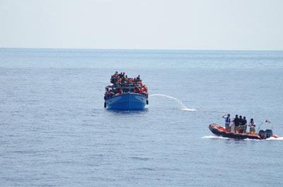La fine di Mare Nostrum. Ora il Mediterraneo di chi è?