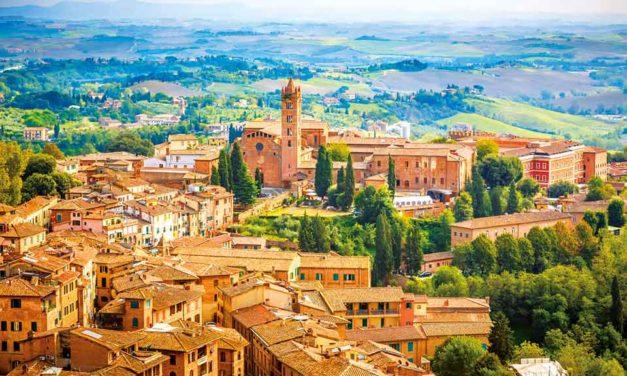 Siena: la città delle 17 contrade