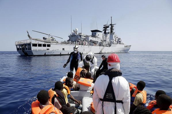 Drame des migrants en Méditerranée : notre naufrage