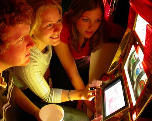 L'azzardo dei giovani