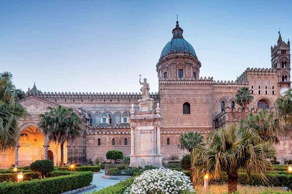 Sicile baroque