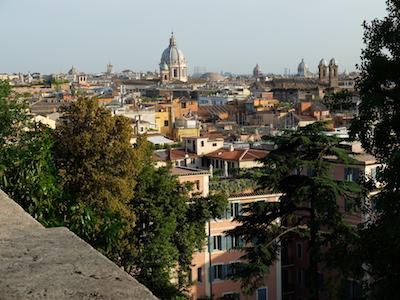 Chroniques romaines (5ème partie) : Ville capitale