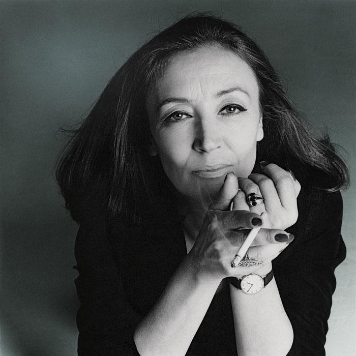 Oriana Fallaci entre les lignes