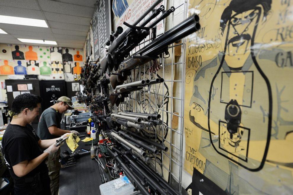 Perché le armi non sono una soluzione