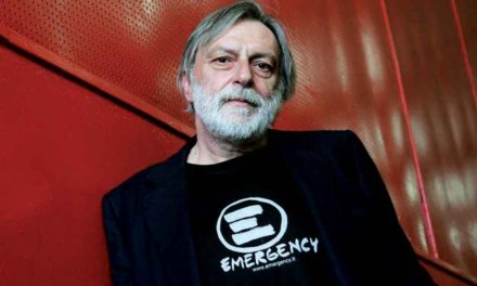 Nobel alternativo a Gino Strada