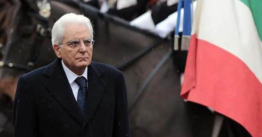 Il presidente Mattarella: famiglia è una risorsa per la società