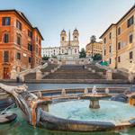 Rome, la tumultueuse