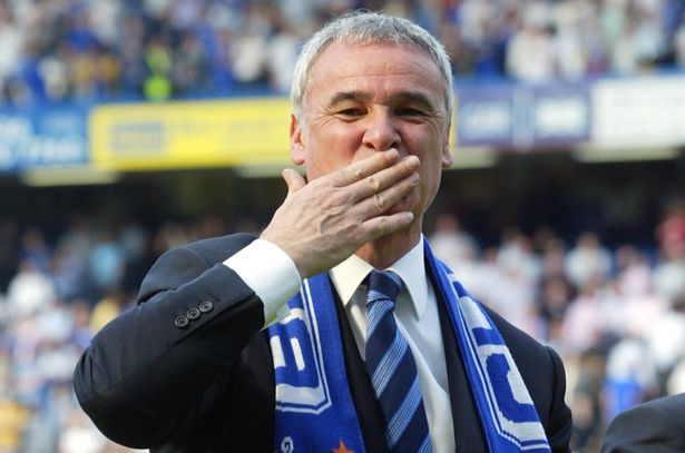 Bravissimo Signor Ranieri!