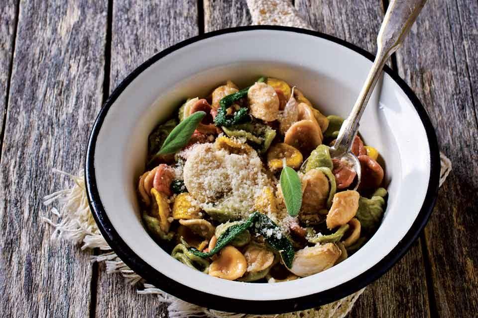Il buon gusto della Puglia