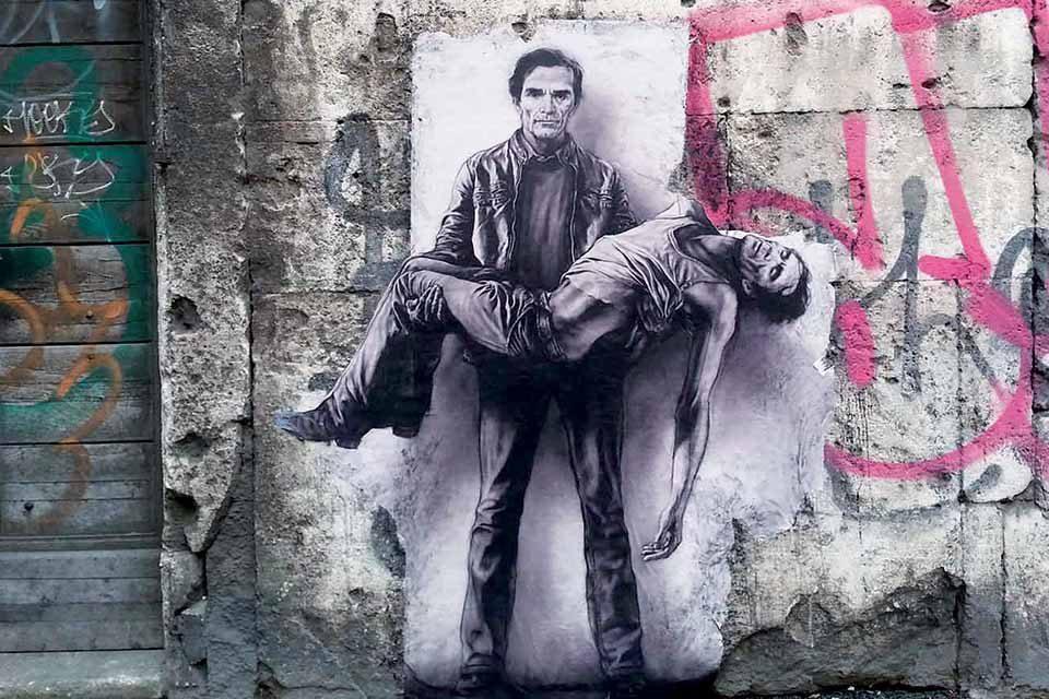 À Rome le street art s'empare des périphéries
