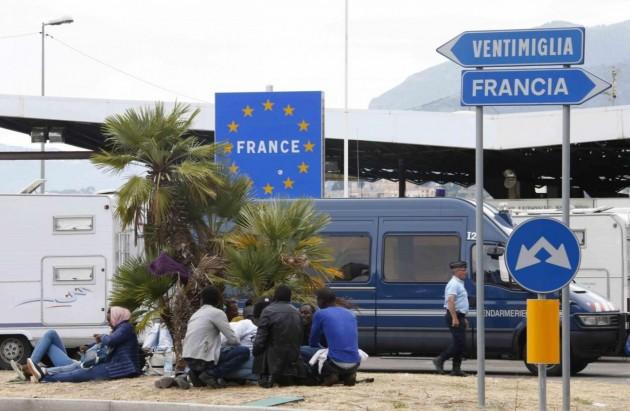 France/Italie : renaissance d'une frontière