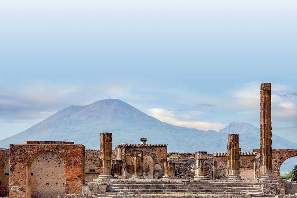 Pompei, un esempio per l'Europa