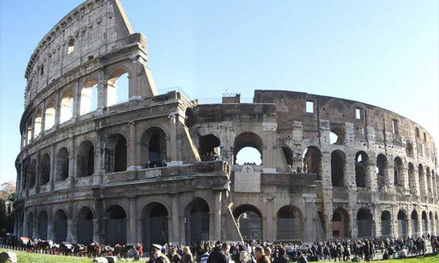 Il Colosseo in mostra