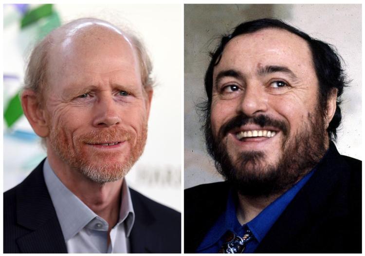 Il premio Oscar Ron Howard dirigerà un film su Pavarotti