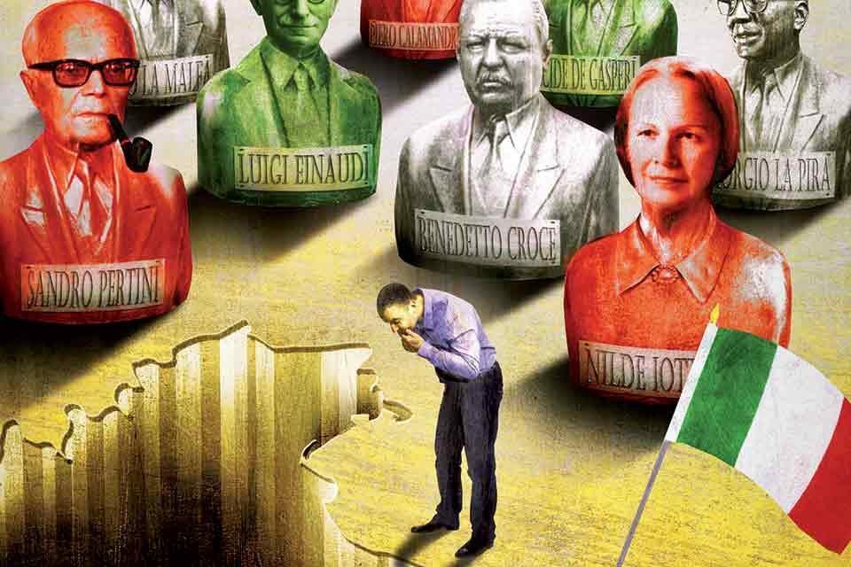 Engagement collectif et crise morale