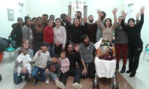 Migranti a Petruro Irpino