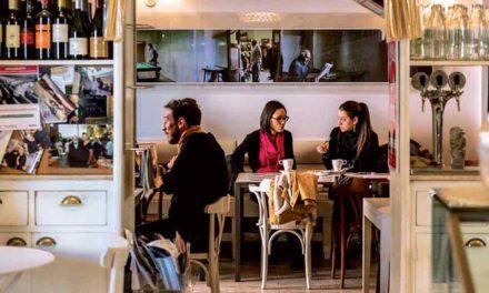 A tavola sotto gli occhi di Pasolini